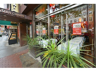 Turn Key Fusion Restaurant Right on Lexington Ave & East 61st Street / Prime Lenox Hill Location!  Lease Assignment