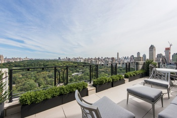 Unforgettable Residence With Take Your Breath Away Central Park Views